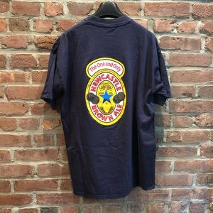 Vintage Jerseez New Castle Brown Ale T Shirt